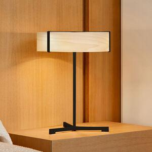 LZF LamPS LZF Thesis LED stolní lampa černá matná/slonovina