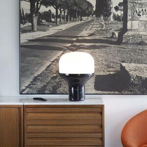 Martinelli Luce Martinelli Luce Delux stolní 43cm mramor černý