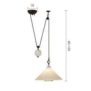 Menzel PV9671-827.GF39 Závěsná světla