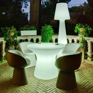 NEWGARDEN Newgarden Capri LED stůl, výška 73 cm