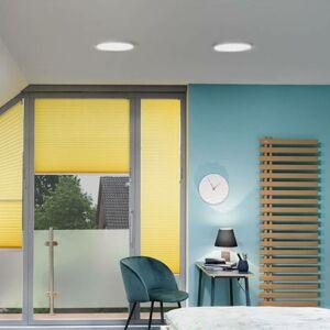 Paulmann Paulmann Atria LED panel, zlatý, kulatý, Ø 30 cm
