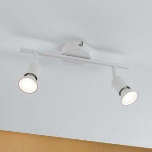 Paulmann Paulmann Carolina stropní reflektor bílá, 2 zdroje