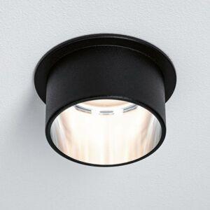 Paulmann Paulmann Gil LED podhledové černá matná/železo