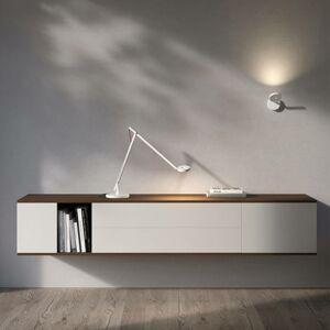 Rotaliana Rotaliana String T1 DTW LED stolní bílá, oranžová