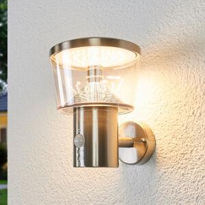 Lindby 9988174 Venkovní nástěnná svítidla s čidlem pohybu