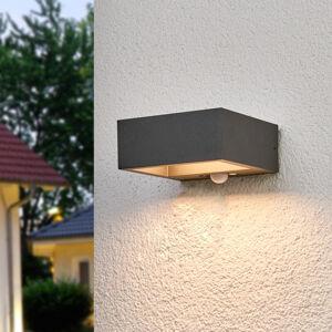 Lucande 9619074 Solární lampy s pohybovým čidlem