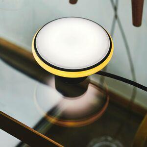 SHADE LIGHTS Shade ØS1 Mini stolní lampa prsten černá/černá